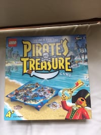 Lego Pirates Treasure Game Reston, 20194