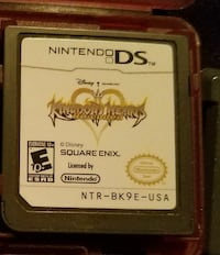 Kingdom hearts recoded ds game Bozeman, 59715