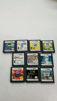 24  GREAT DS..AND GAME BOY ADV GAMES..PLEASE READ  Winchester, 22601