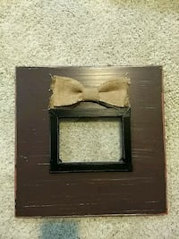 black and brown wooden photo frame Arlington, 22204