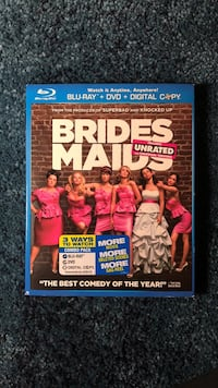Brides Maids Unrated case