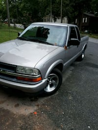 gray Chevrolet single cab pickup truck Norcross, 30071