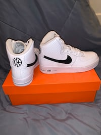 Nike Air Force hightops Omaha, 68107