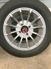14x6 114.3 bolt pattern.  Datsun z wheels Long Beach, 90813