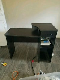 Black desk Clearwater, 33763