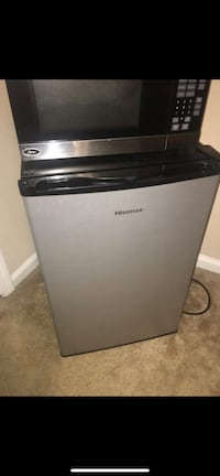 Gray and black haier compact refrigerator Lithia Springs, 30168