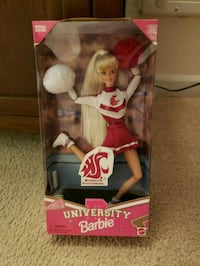 Washington state university barbie  Tigard, 97223