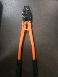 Electrical crimp tool