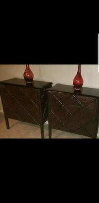 2 dresser night stands  North Las Vegas, 89032