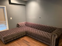 Z gallerie's Wakefield Sectional sofa Reston, 20194