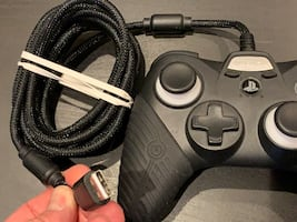 USB Playstation type game controller WORKS EVERYWHERE