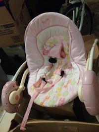Baby seat bouncer  21 km