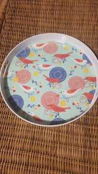 Bird Serving Tray Pacific, 63069