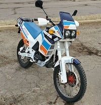 Soft Damp motorcycle