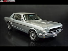 1964.5 Ford Mustang Coupe