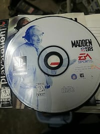 Madden 98 for playstation