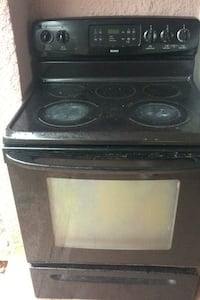 Stove works great no issues obo