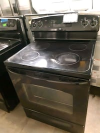 GE ELECTRIC STOVE WORKING PERFECTLY 4 MONTHS WARRANTY  Baltimore, 21201