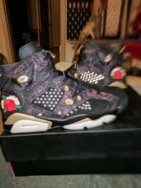 One of a kind Jordans Chinese New year Rockwell, 28138