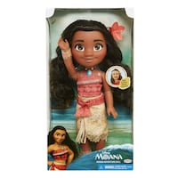 Brand new Moana doll in box Brampton, L6Y 0G8