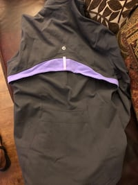 black and purple zip-up jacket Georgetown, L7G 4N1