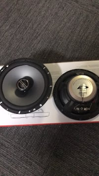 Alpine 6.5 spe 6000 speakers Valhalla, 10595