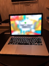 Macbook pro, 13 inch, Late 2013, Retina Oslo
