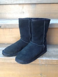 Steve Madden Esskimo Pull On Boots - Uggs Style - Size 7 Chicago, 60622