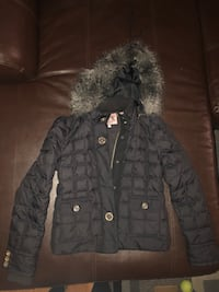 juicy couture winter jacket women's small East Windsor, 08520