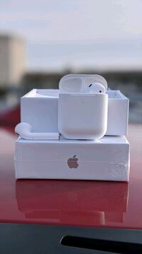 Airpods Sealed Box(negotiable)