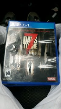 The Last of Us Remastered PS4 game case Louisville, 40218