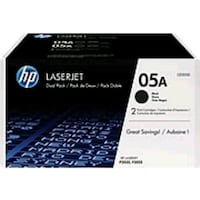 HP Laserjet toner 05A - Pack of 2 cartridges Edmonton, T6G 1H7