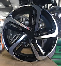 "20"" Inch Honda Replica Wheels Rims Special  Brand New- Black Polished Finish Wheels & Tires From $1199  La Habra"