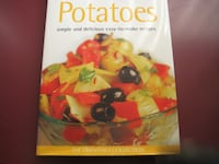 Potatoes Book -  The Essentail Collection Mississauga