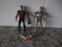 1991 Terminator 2 Toys :) All for $10 PU Morinvill Morinville