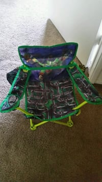 Kids foldable ninja turtle chair West Covina