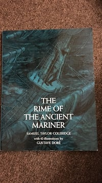 The Rime of The Ancient Mariner by Samuel Taylor Coleridge book