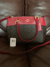 Brand new Coach cross body bag