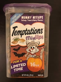 Temptations Mix-Ups Cat Treats, 16oz Odenton, 21113
