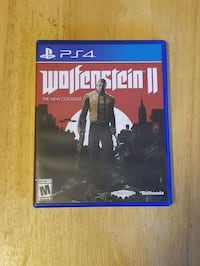 Wolfenstein 2 PS4 Playstation 4 San Antonio, 78251