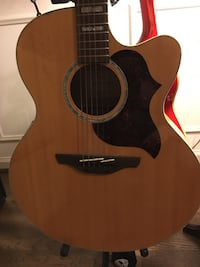 Takamine  G Series acoustic guitar with hard case Potomac, 20854