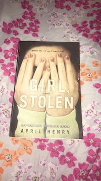 Girl, Stolen by April Henry book