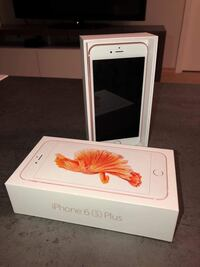 Rose gull iPhone 6s 64GB Oslo, 0152
