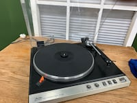 Toshiba fully automatic turntable Pickering