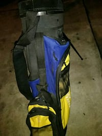 black and yellow golf bag Myrtle Beach, 29579