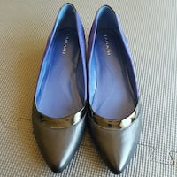 Leather Black and Blue Flats Vancouver, V6B 1W1