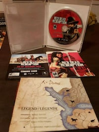 Red Dead Redemption Ps3 Like New Niagara Falls, L2G 4V3