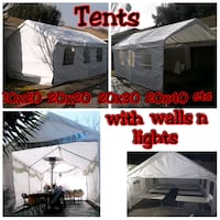 Tent rental much more for parties Hayward