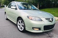$1999 FIRM • READY to DRIVE • 2008 MaZda 3 Touring 4DR  Takoma Park