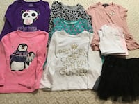 Girls clothing  lot size 4-5 Toronto, M1E 4S4